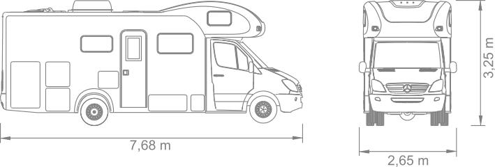 Vistas do Santo Inácio 7.6 SI Mercedes